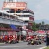Spanish F1 Grand Prix 2012
