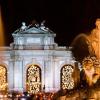 The Puerta de Alcalá
