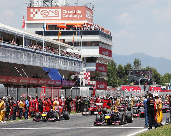 Spanish f1 grand prix 2012 derby hotels collection blog for Derby hotels collection
