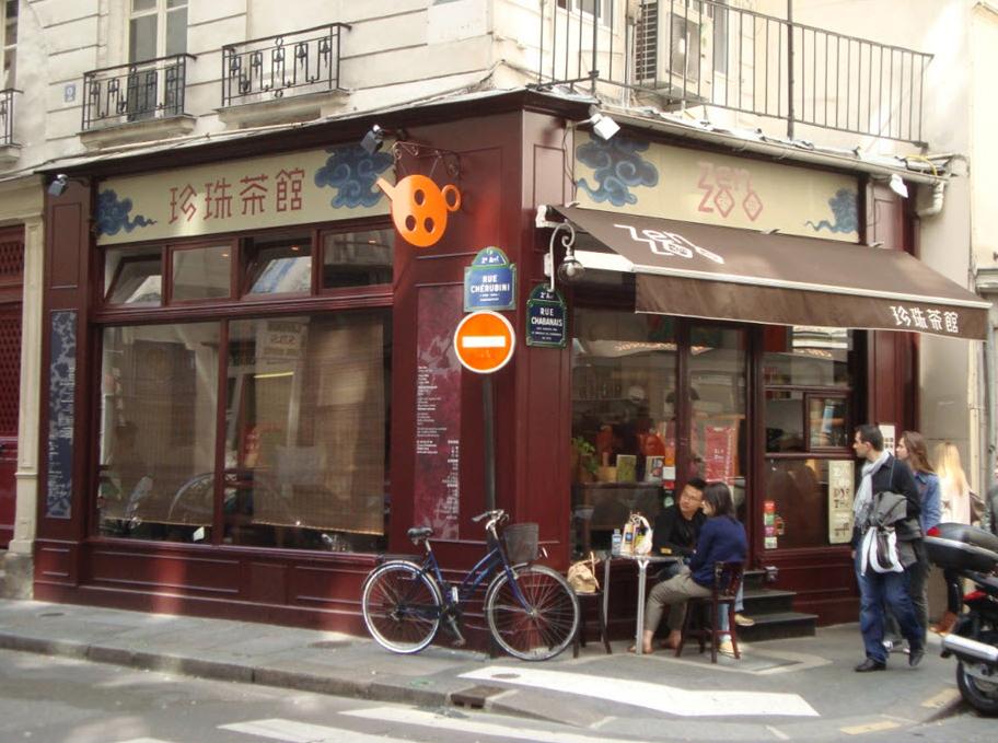 Little Tokyo in Paris