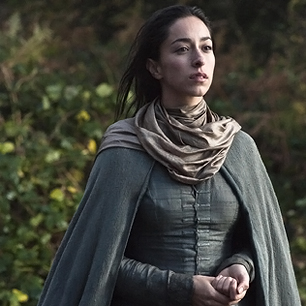 Oona Chaplin in Game of Thrones