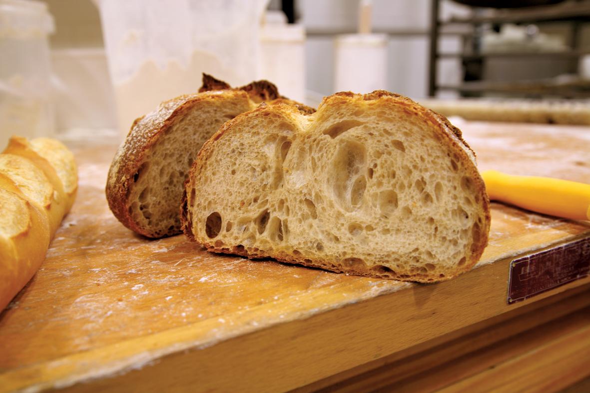 Turris Bread