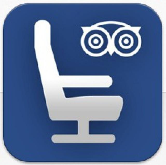 Seat Guru app
