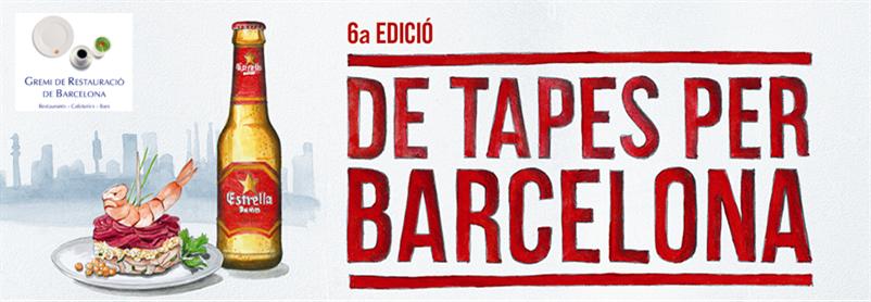 """""""De tapas por Barcelona"""""""