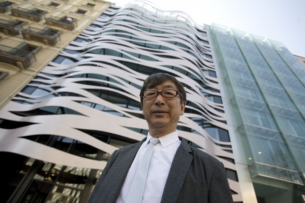 Toyo Ito at Suites Avenue