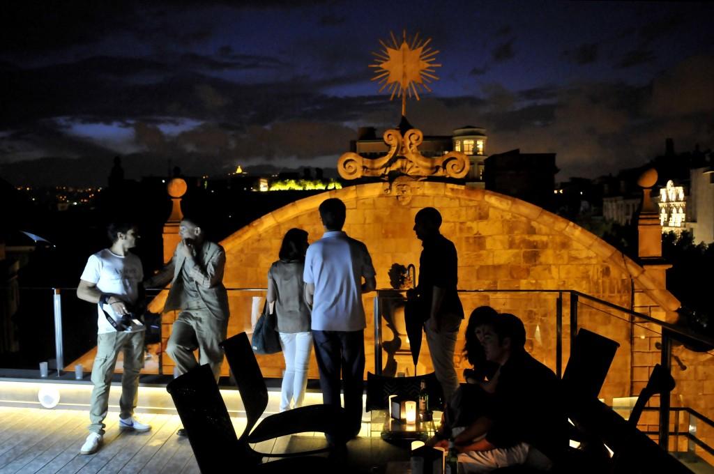 Hotel Bagues Terrace