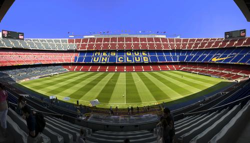 FC Barcelona Museum - Camp Nou