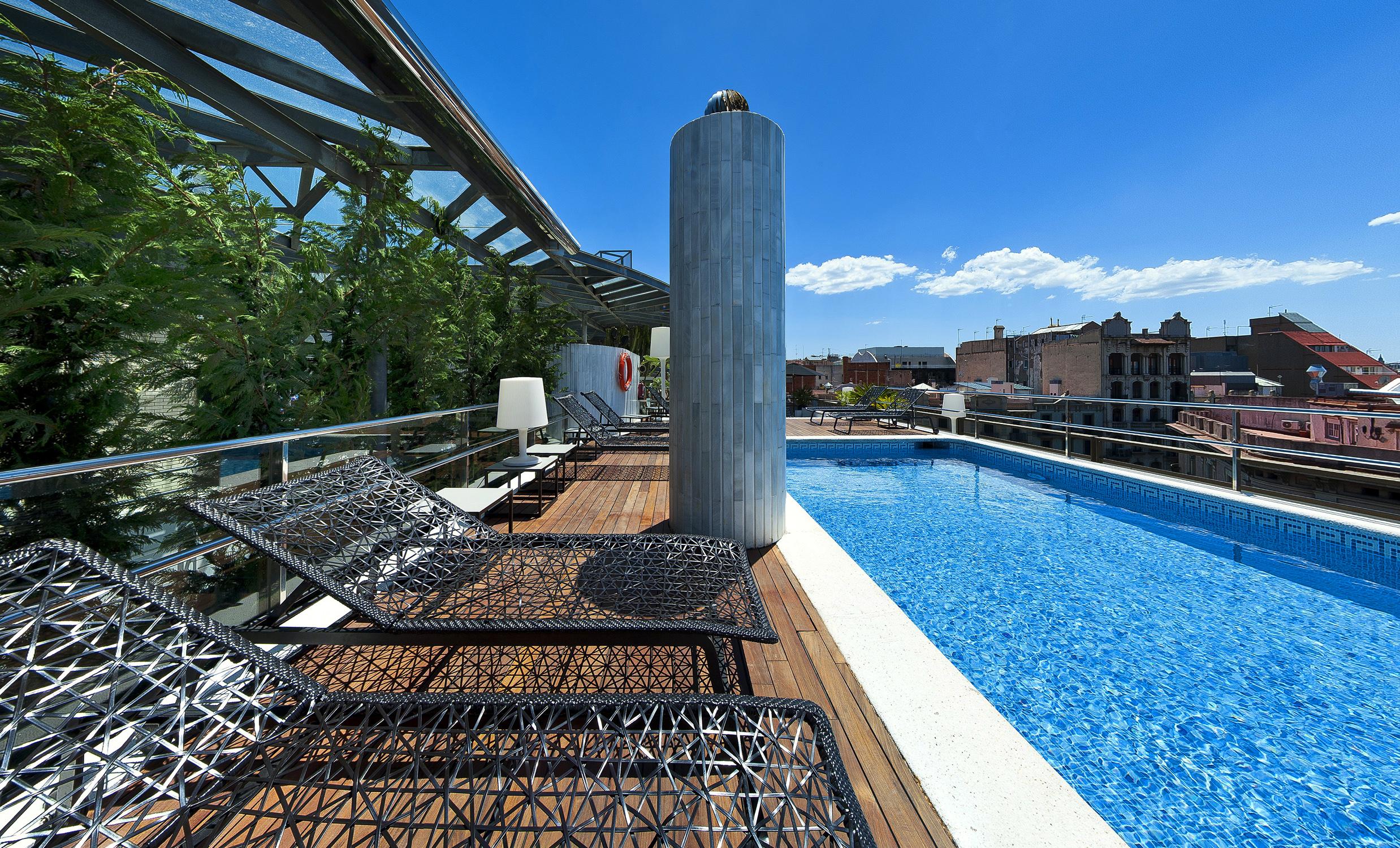 Hotel Claris Pool