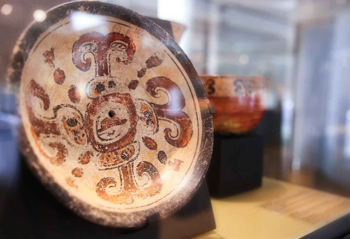 Mayan culture - Dish