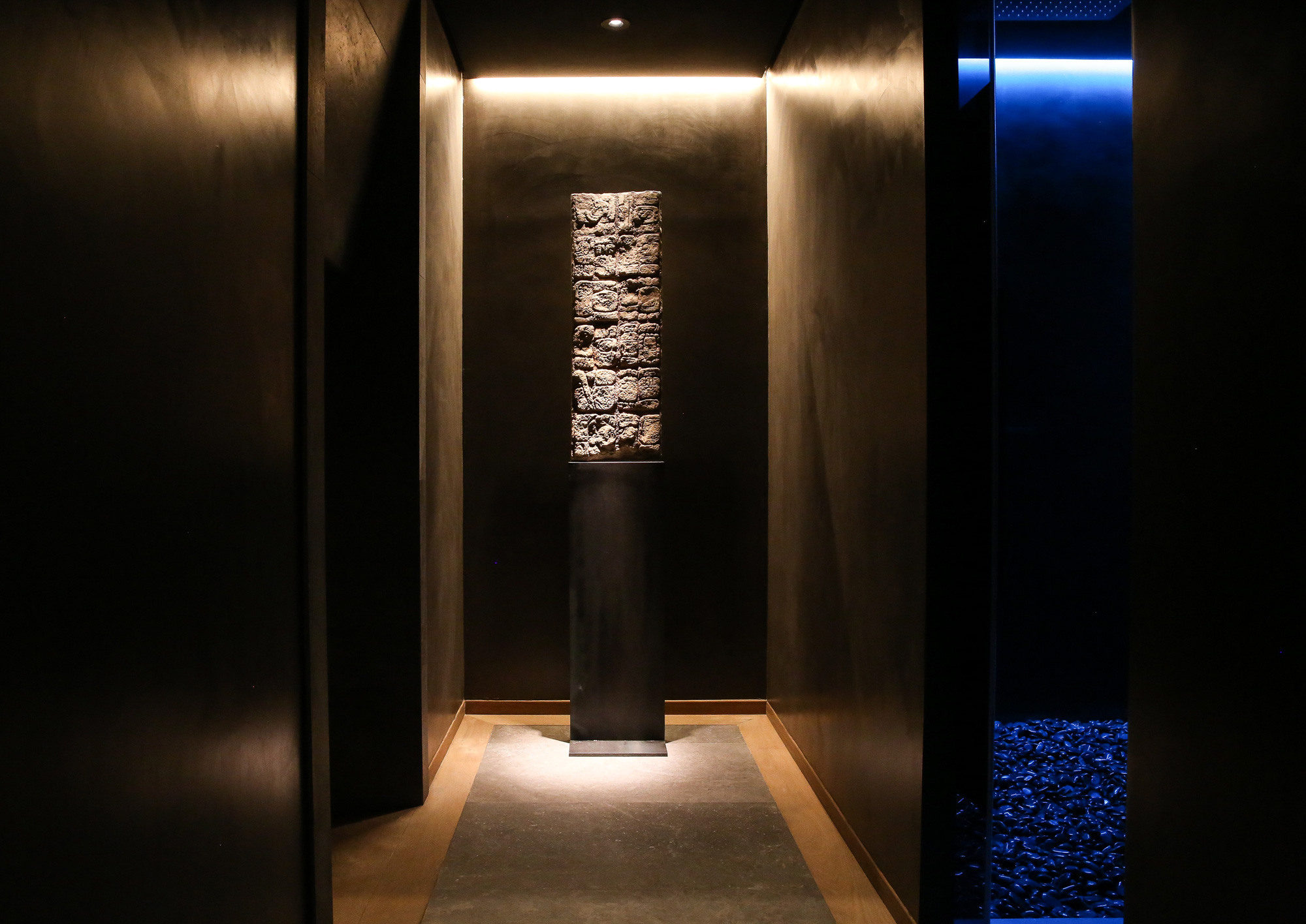 Art Mayan Secret Spa