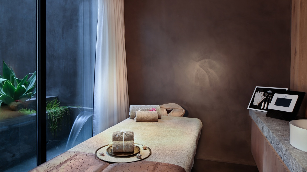 Spa Facial Room - Mayan Secret Spa