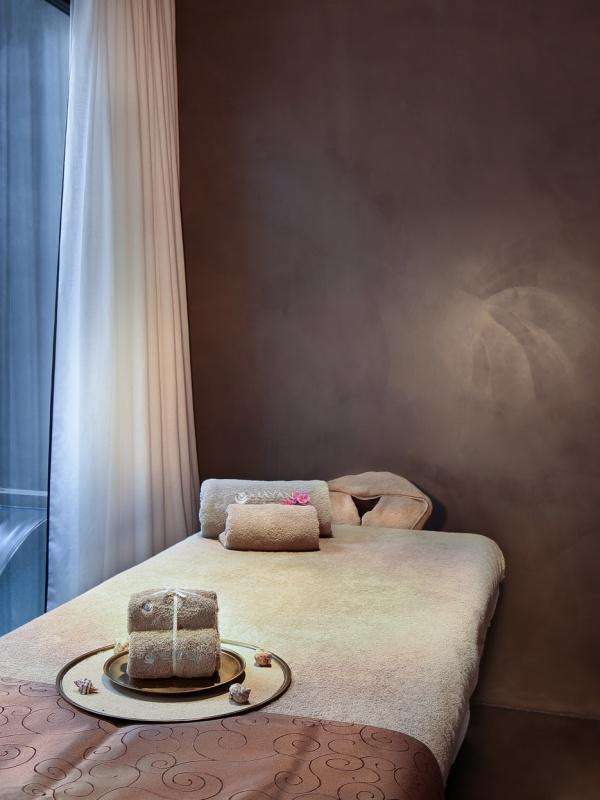 Spa Facial Room - Mayan Secret Spa