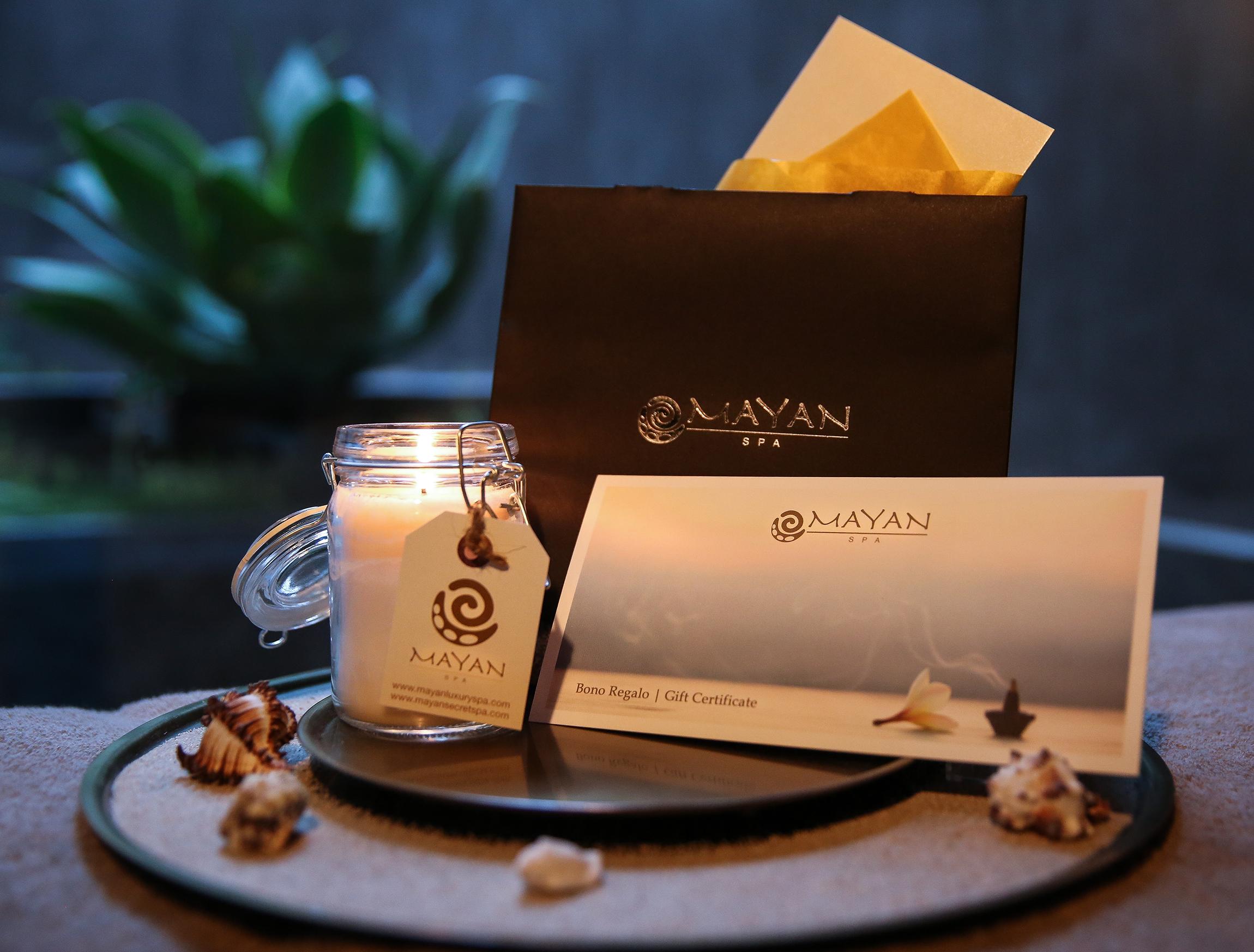 Gift - Mayan Secret Spa
