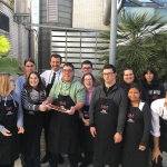 Aura Foundation Showcooking at Hotel Claris