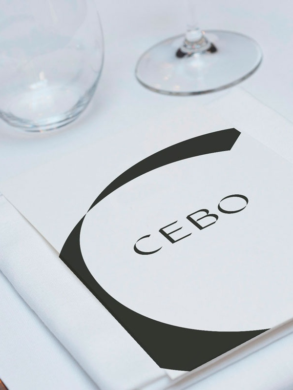 New menu CEBO