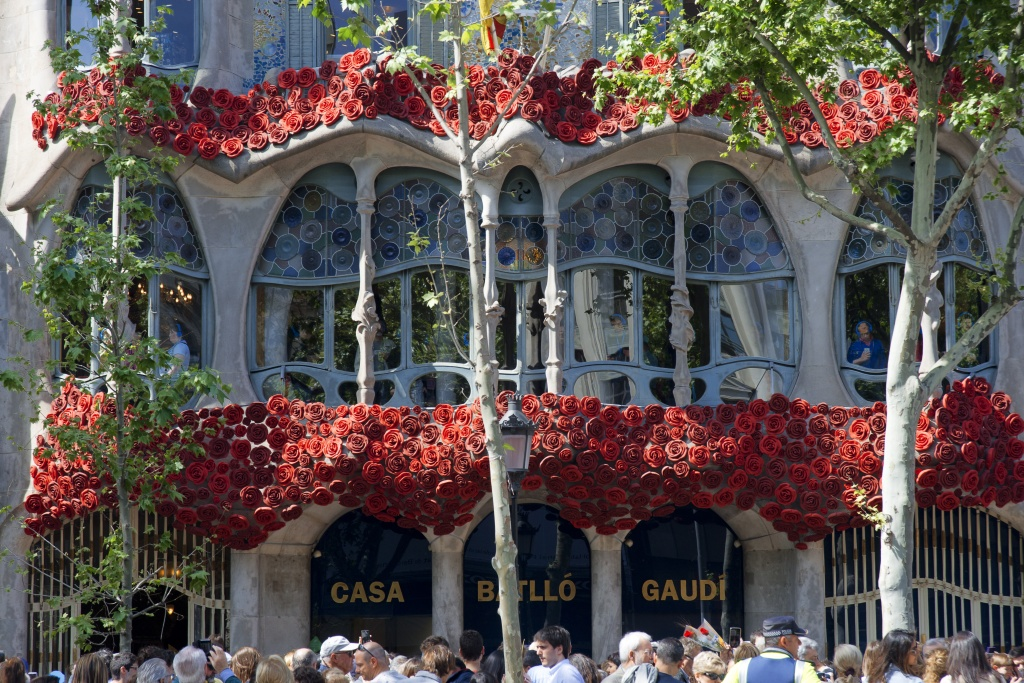 Sant Jordi Barcelona Derby Hotels Collection Casa Batllo