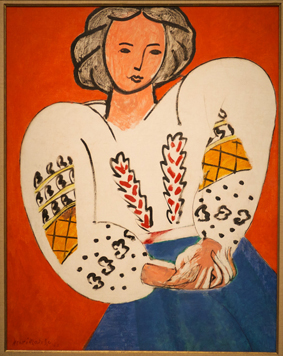 Blouse RoumaineMATISSE