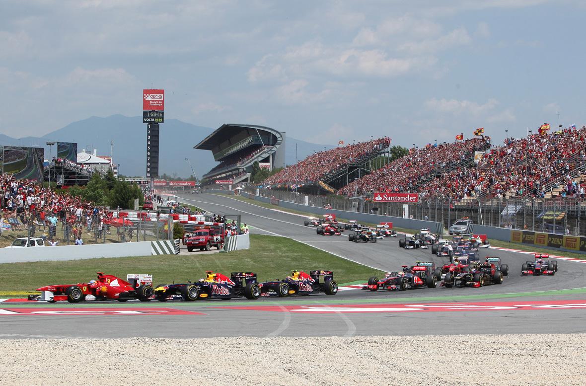 G.P. Fórmula 1 2012