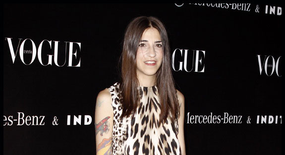 Marcela Mansergas Vogue