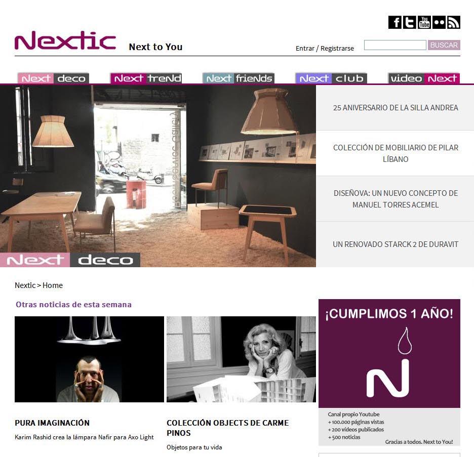 Somosnextic.com