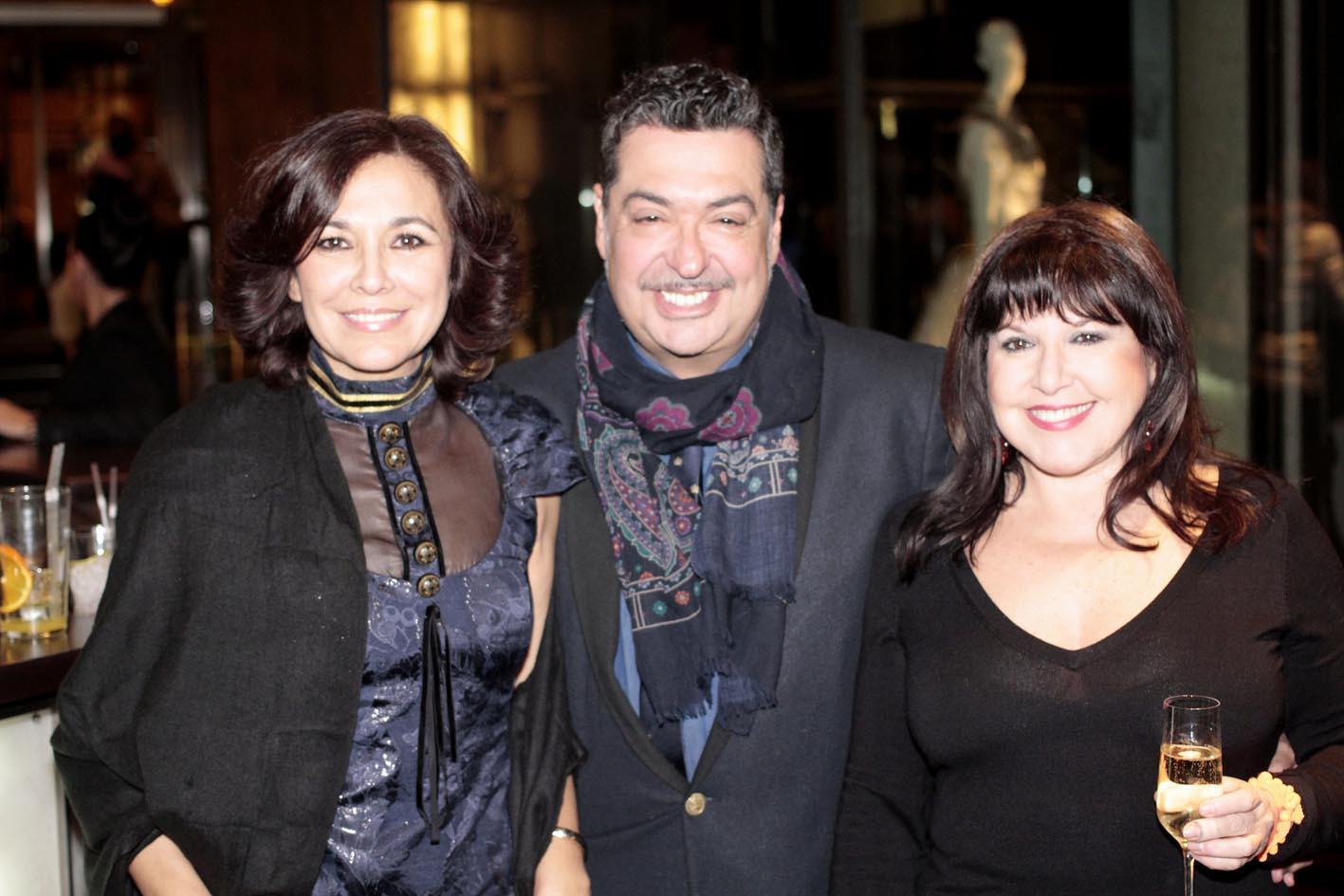 Isabel Gemio, Manuel Fernandez, Loles León