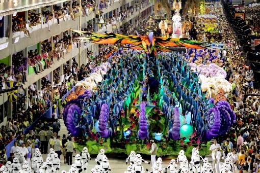Carnaval de Rio.