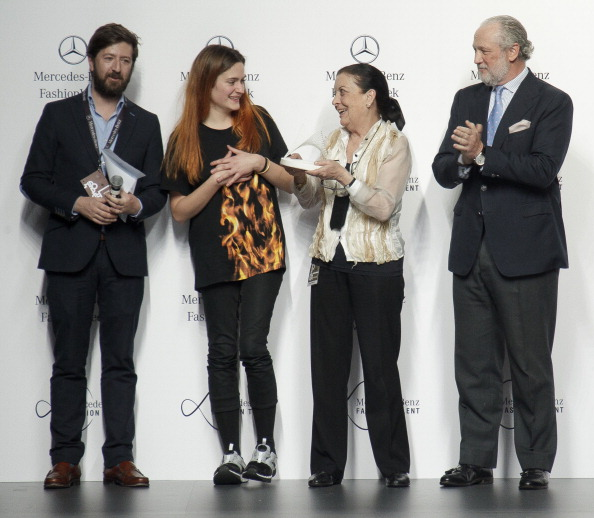 Mercedes Benz Fashion Week Madrid Fall/Winter 2013/14 - El Ego