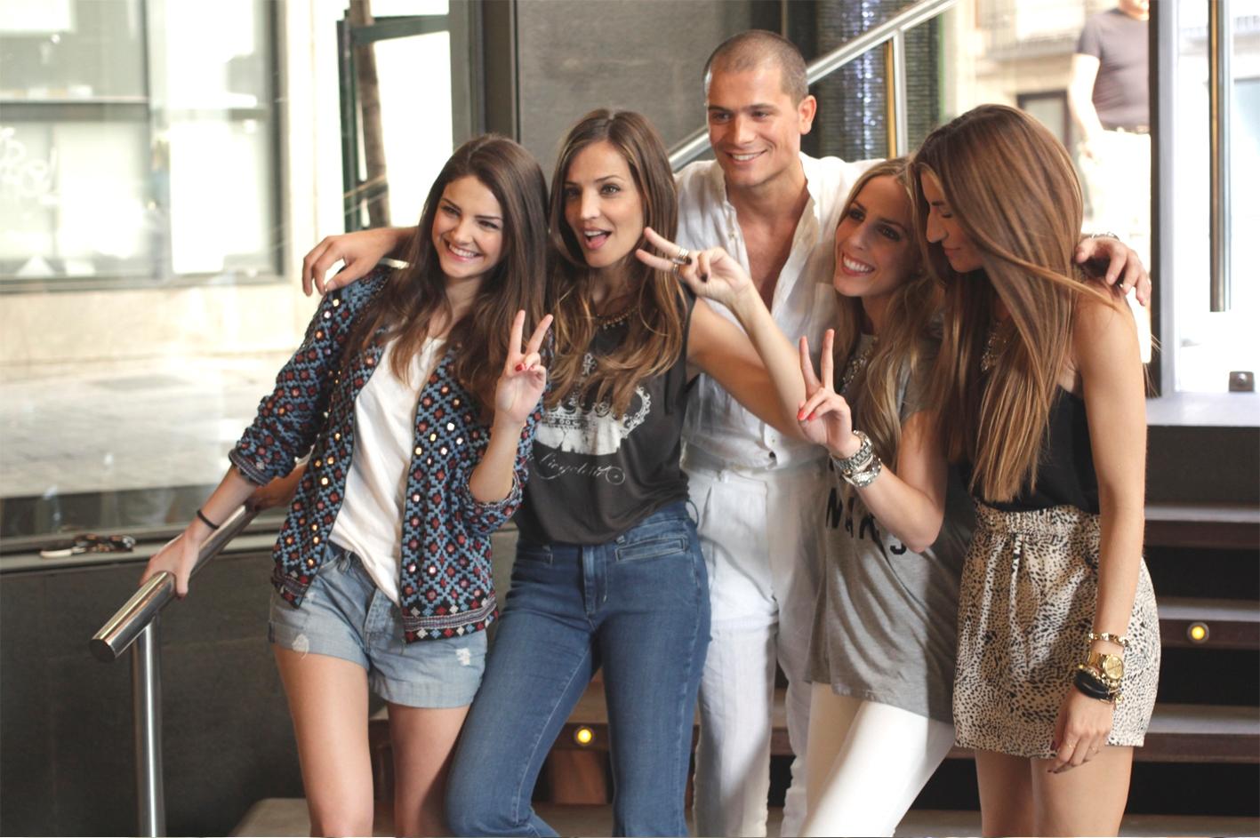 Martina's Wardrobe, Lady Addict, El Sastre de Lisboa, Stylissim y Bartabac