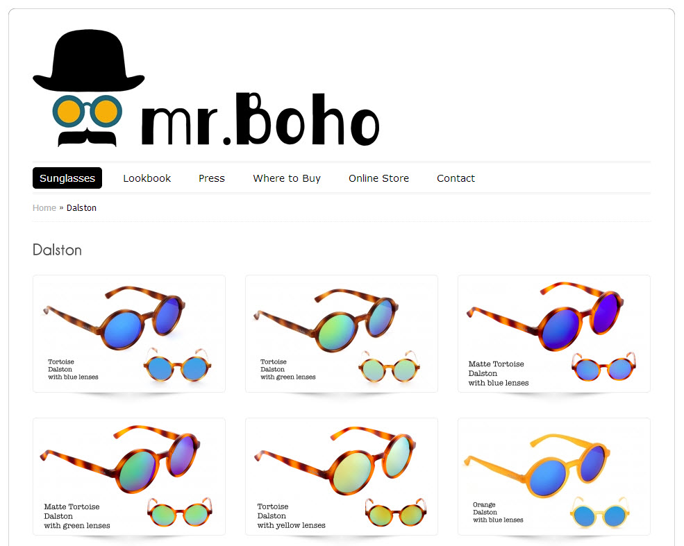 Mr.Boho Sunglasses