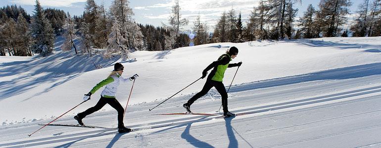 Resultado de imagen de esqui de fondo