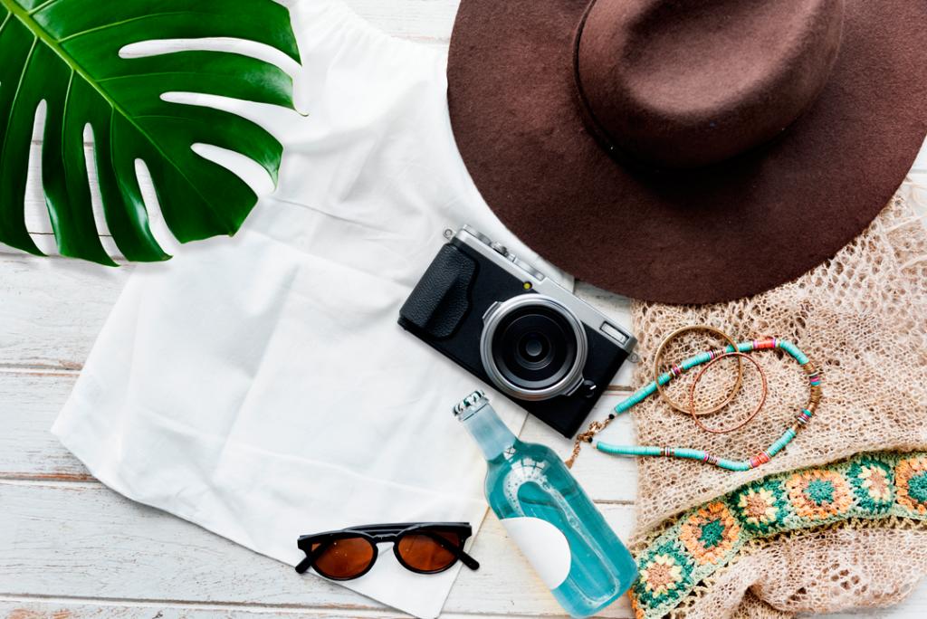 7 trucos para optimizar el espacio en tu maleta de viaje