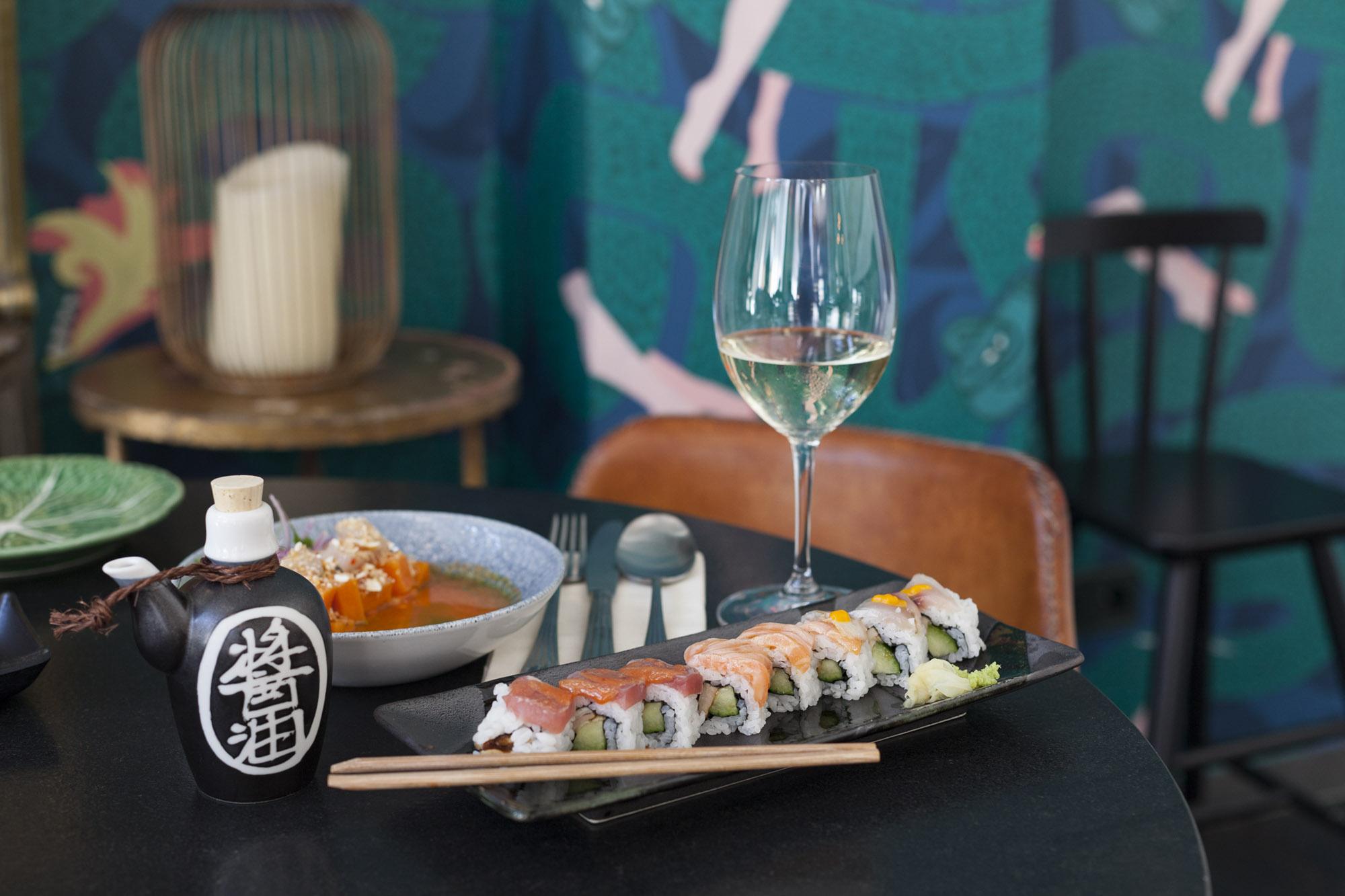 Big Kokka y su cocina nikkei
