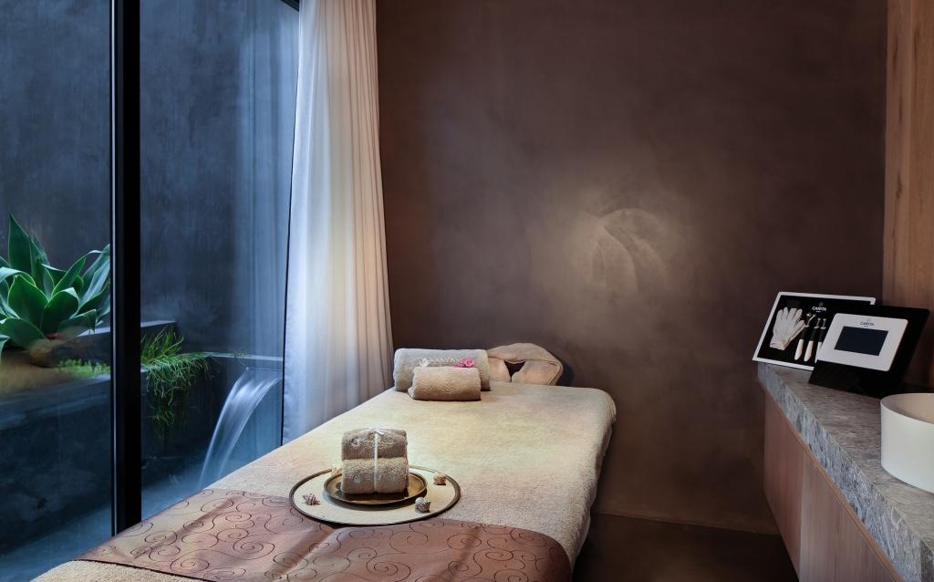 Cama, Mayan Secret Spa