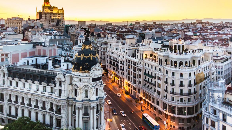 Agosto en Madrid