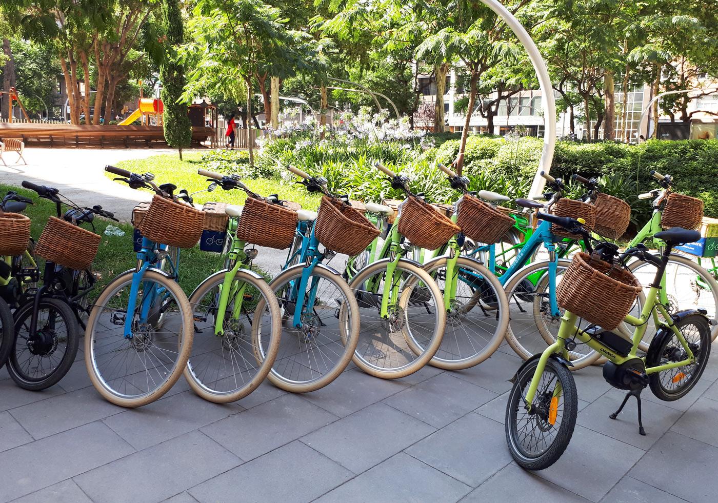 Bicicletas Ruta Derby Hotels
