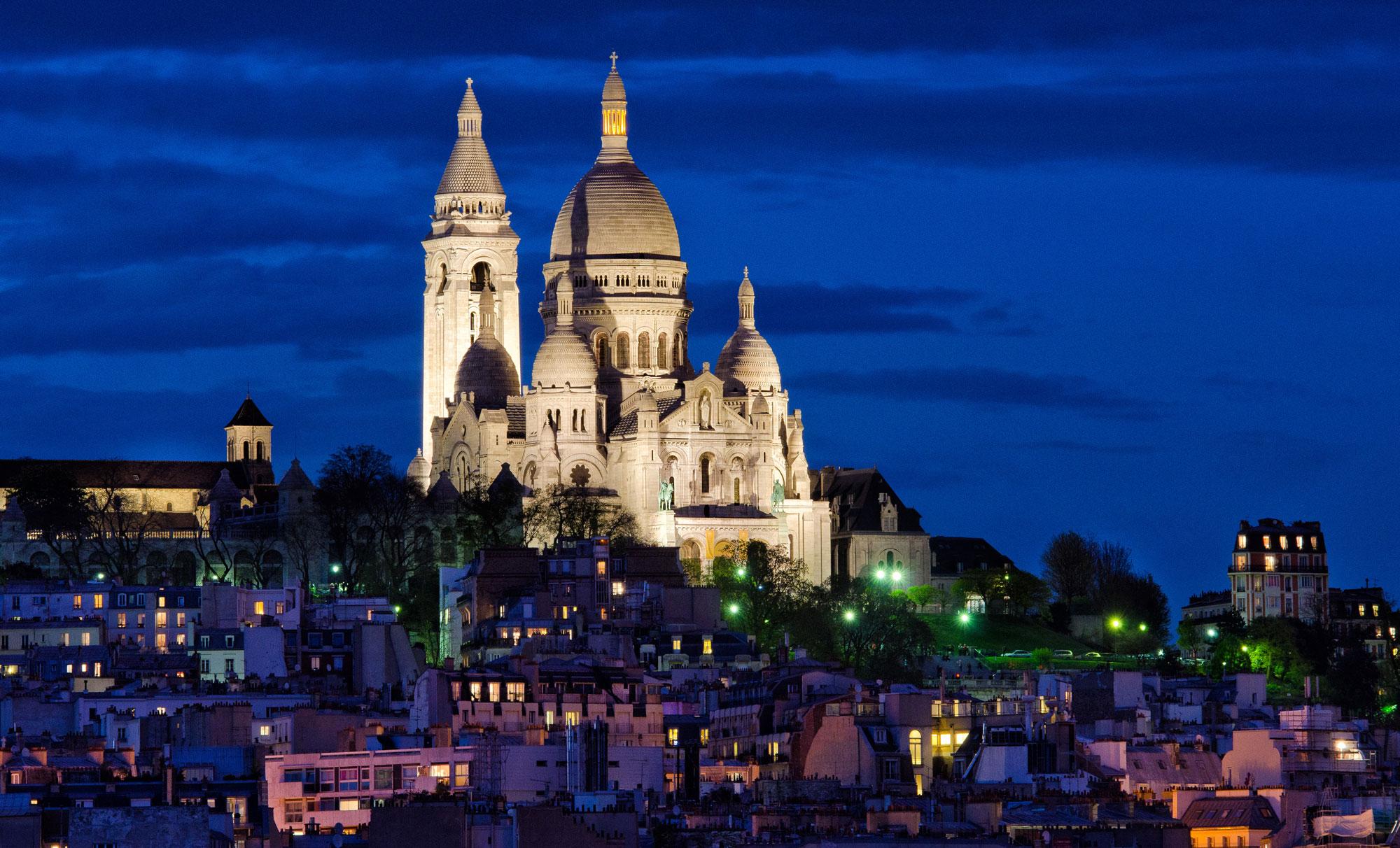 Sagrado Corazón - Paris