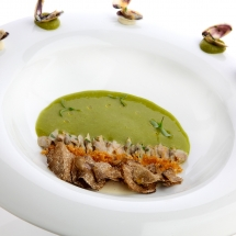 Gazpacho verde - CEBO