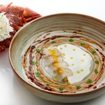 Manjar de langosta - CEBO