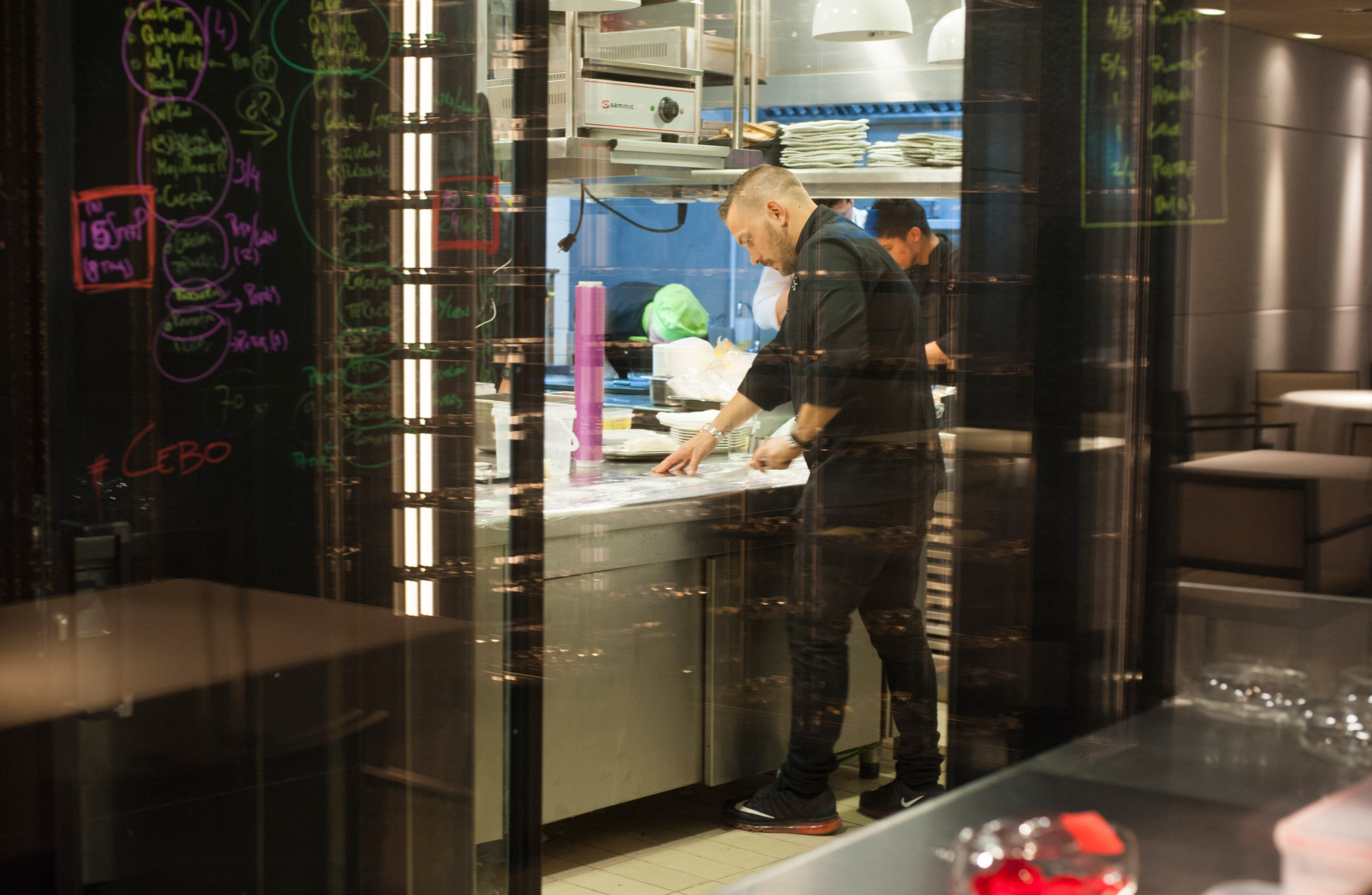 CEBO-Espacio y cocina