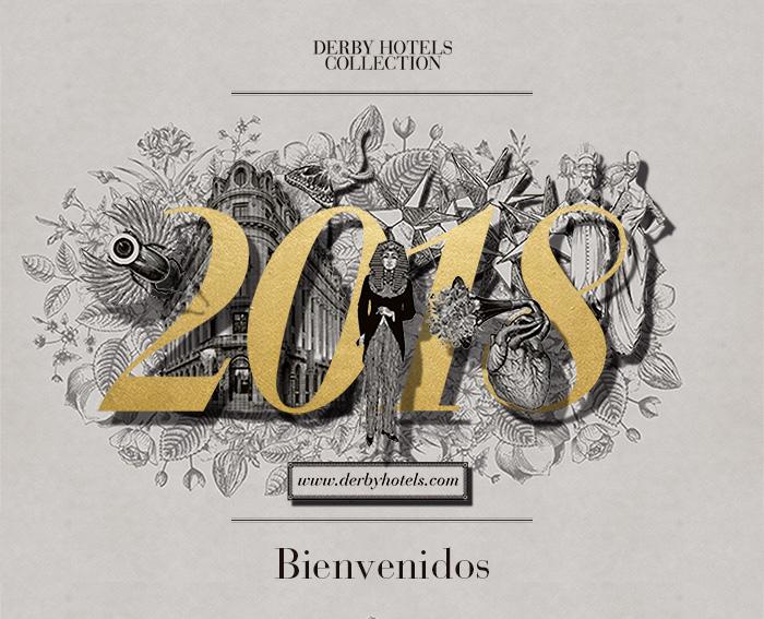 Felicitación Año Nuevo 2018