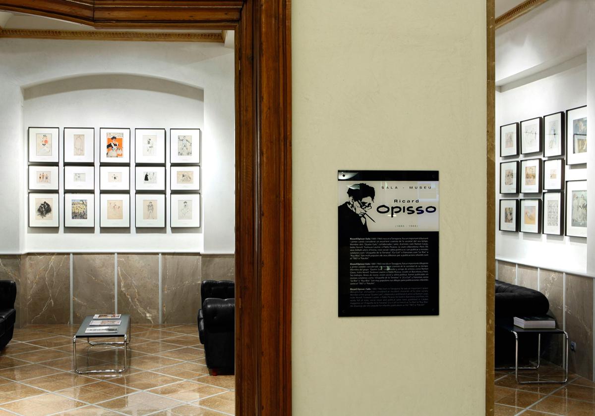 Museo Opisso - Hotel Astoria Barcelona