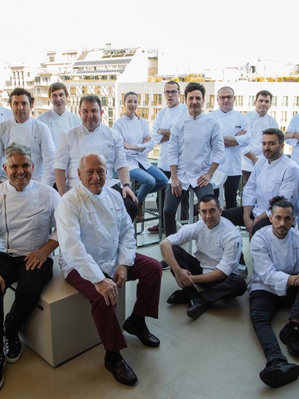 Passeig de Gourmets Hotel Claris Barcelona 2019