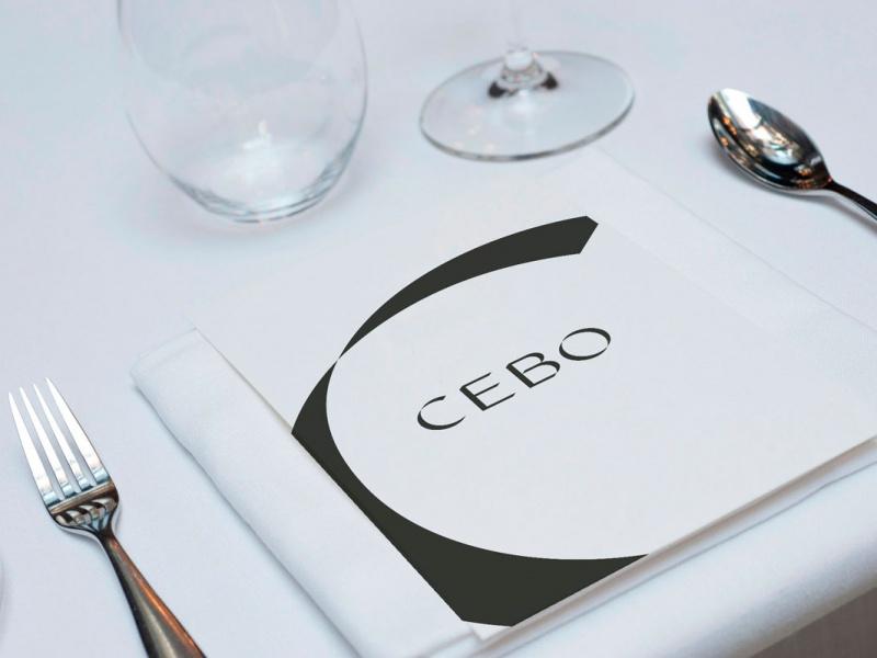 Nuevo menu de CEBO