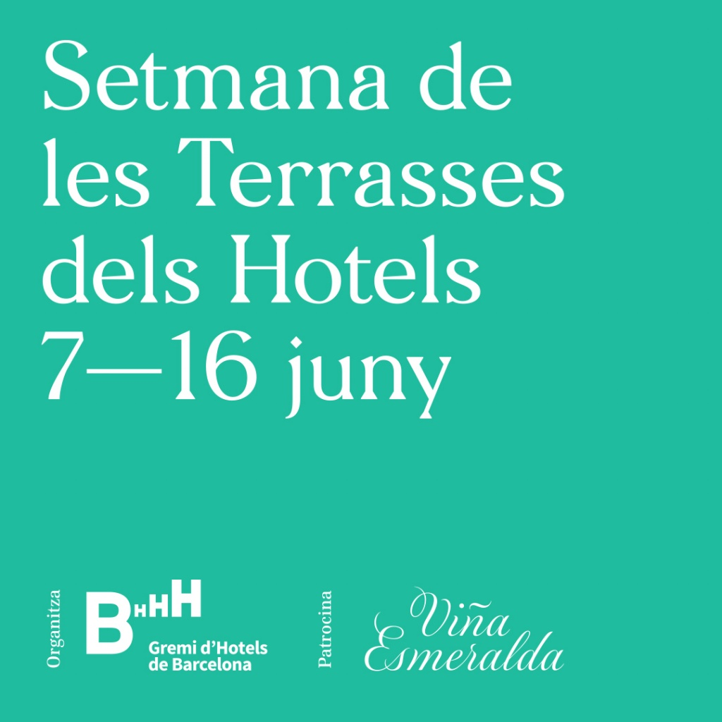 Setmana Terrasses 2019 Derby Hotels Collection Claris Hotel & Spa Hotel Granados 83 Barcelona