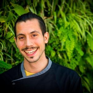Daniel Hernandez Hotel Claris Chef amor