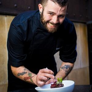 Carlos Alvarez Chef Restaurant 3 Granados 83 amor
