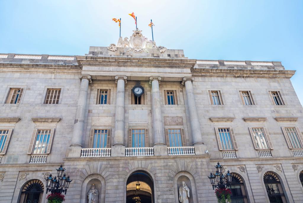 Sant Jordi Barcelona Derby Hotels Collection Dia del Libro Sant Jaume