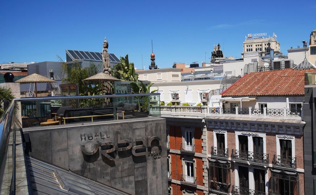 Urban Hotel, Madrid, Instagram
