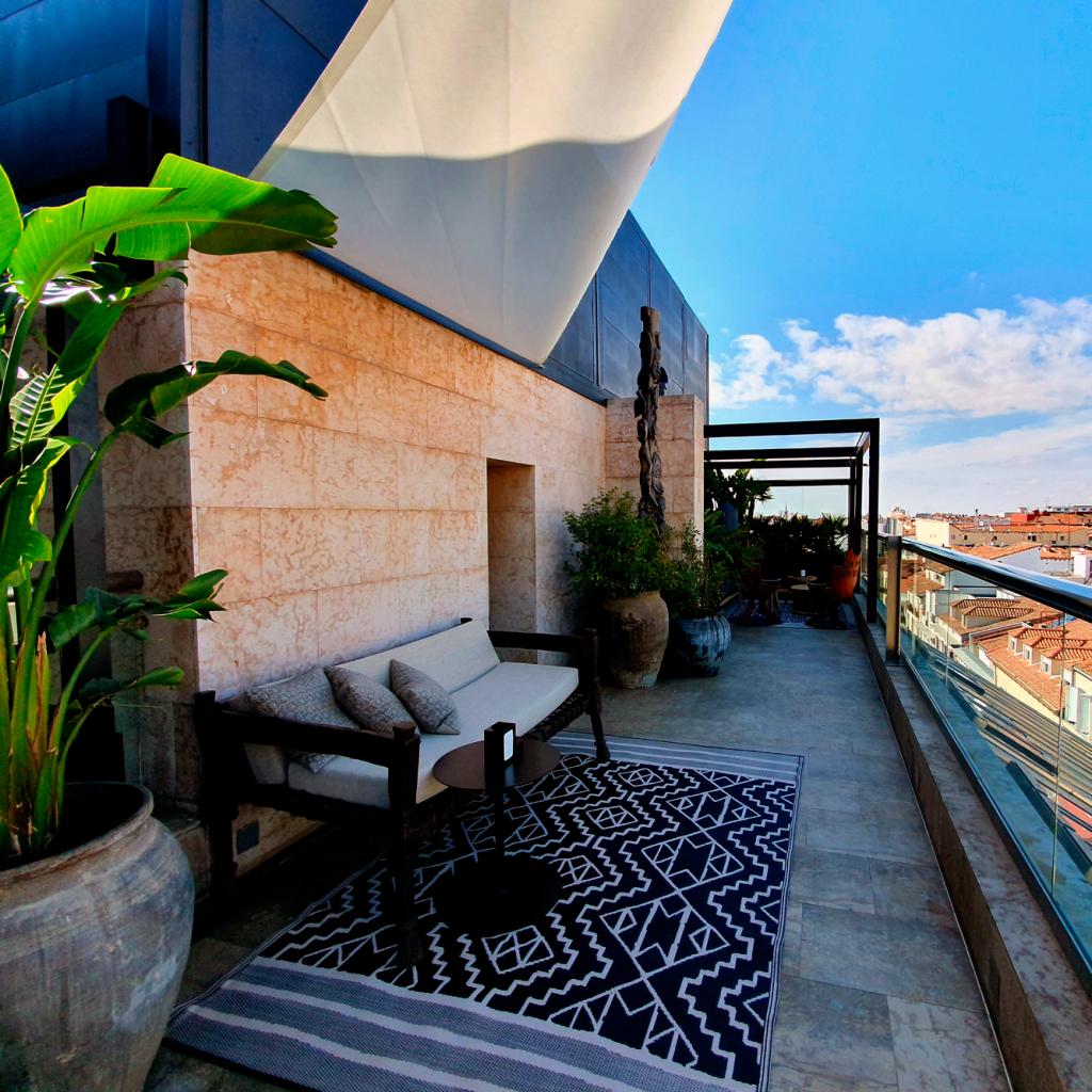 Hotel Urban, Madrid, Instagram