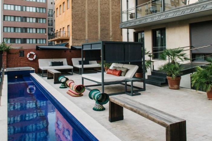 Camere Familiari Barcellona : Camere di hotel a barcellona stelle granados hotel